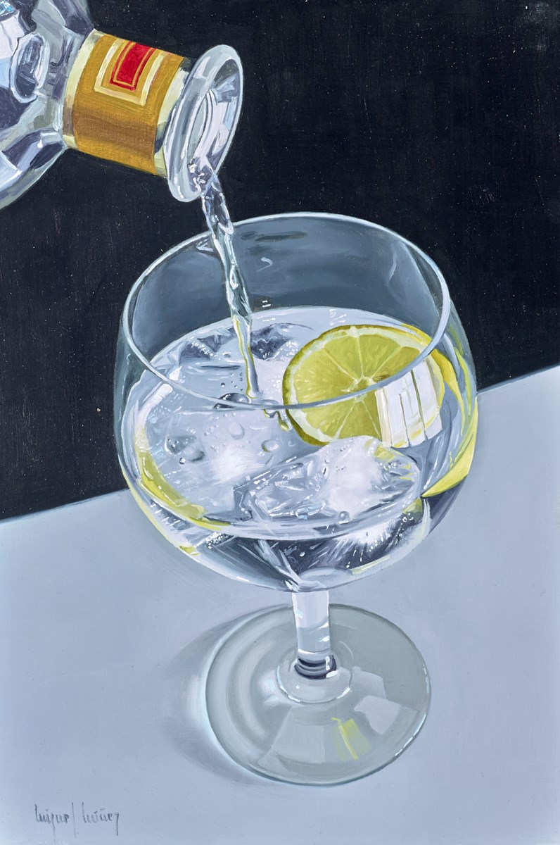 Gin and Tonic I